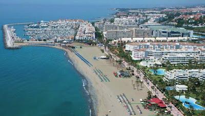 Disfruta del ocio en Puerto Banus, Marbella