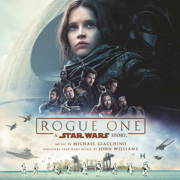 Michael Giacchino - Rogue One: A Star Wars Story (Original Motion Picture Soundtrack) Cover