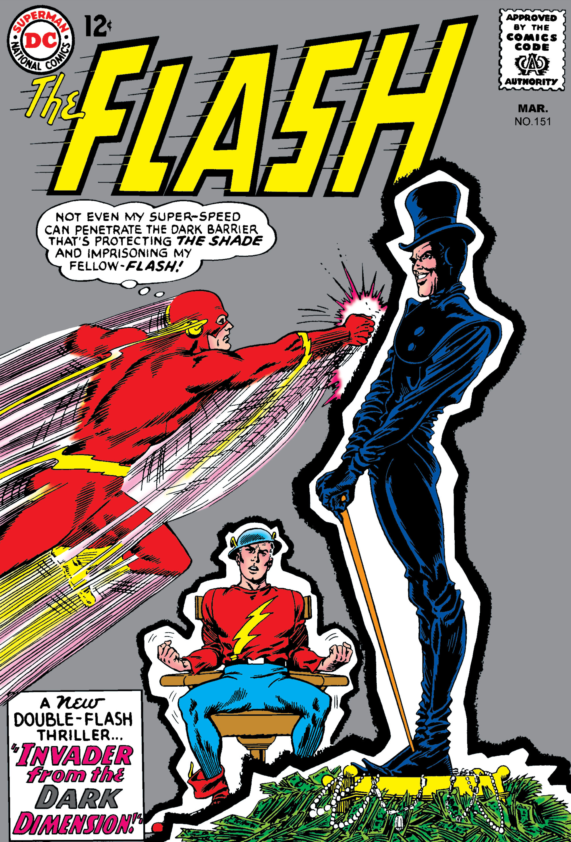 The Flash (1959) 151 Page 1