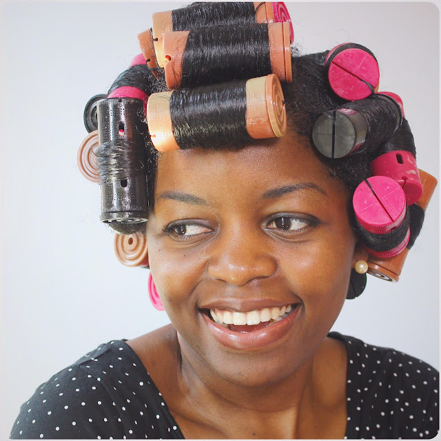 hair roller styles how to a roller set curlynikki hair care 3429