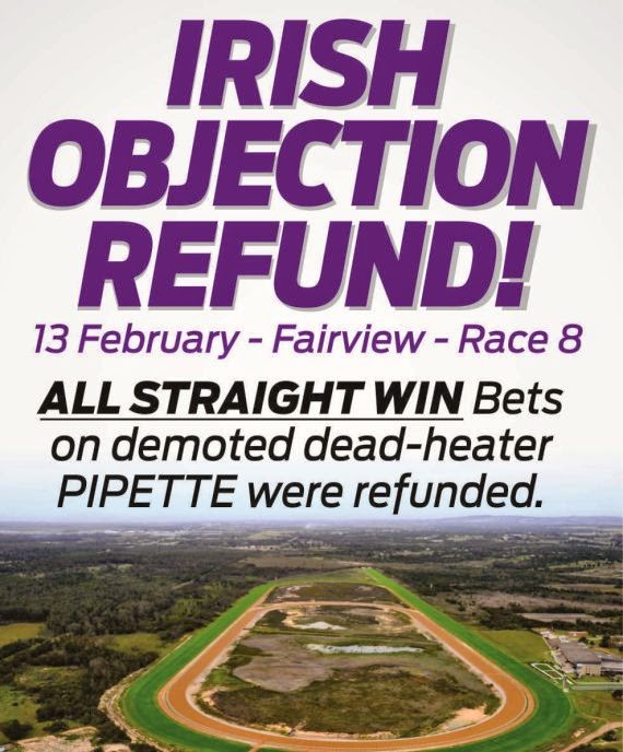Hollywoodbets Sports Blog: The Hollywood Objection Strikes