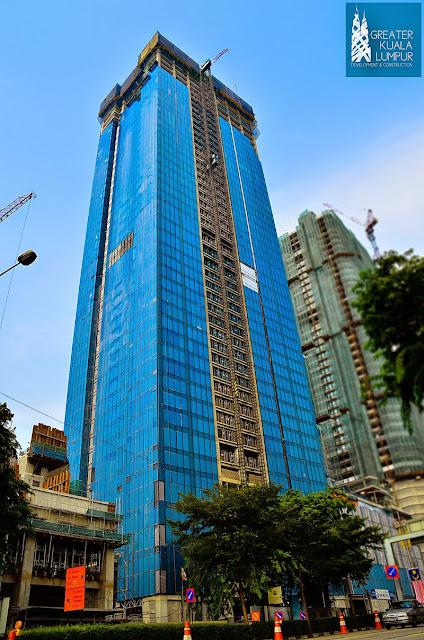 St Regis Residences KL Malaysia