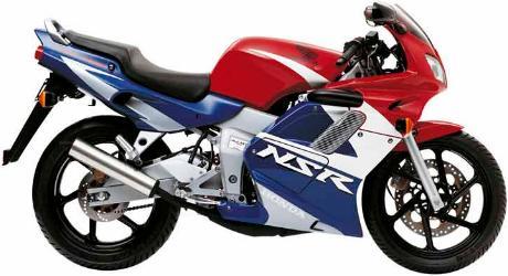 Honda NSR 125 Top Speed | Motorcycles and Ninja 250