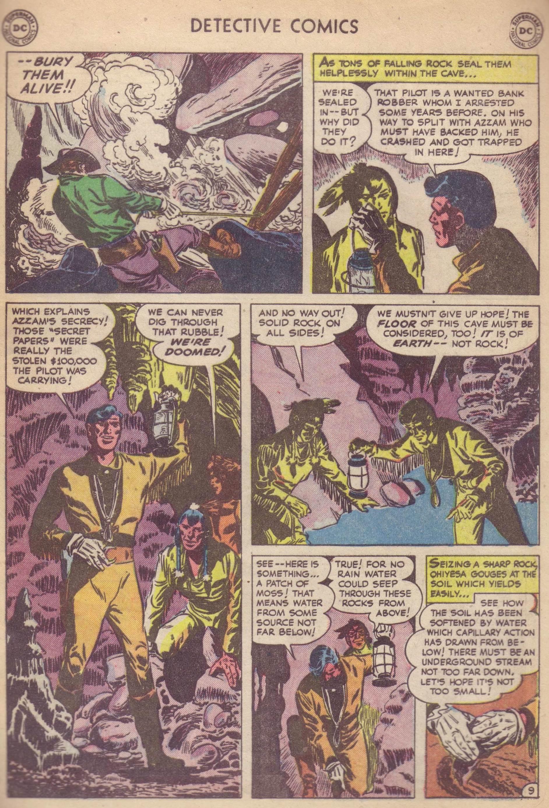 Read online Detective Comics (1937) comic -  Issue #177 - 41