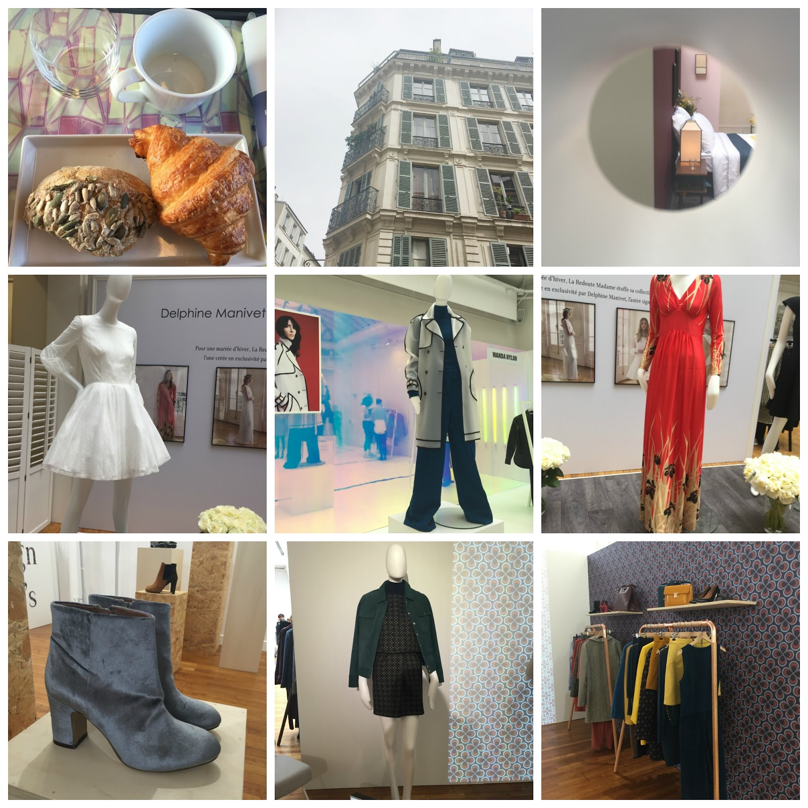 La Redoute AW16 Press Day