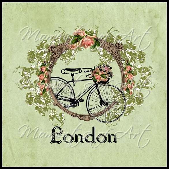 Garden Bike III London
