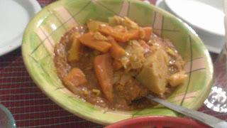 Comida en Túnez