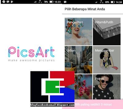 Di antara sahabat pastinya banyak yang mempunyai koleksi foto digital Download PicsArt Aplikasi Edit Foto & Pembuat Kolase Gratis terbaik Terlengkap
