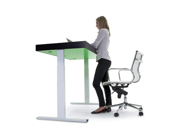 Correct Height for Standing Desk
