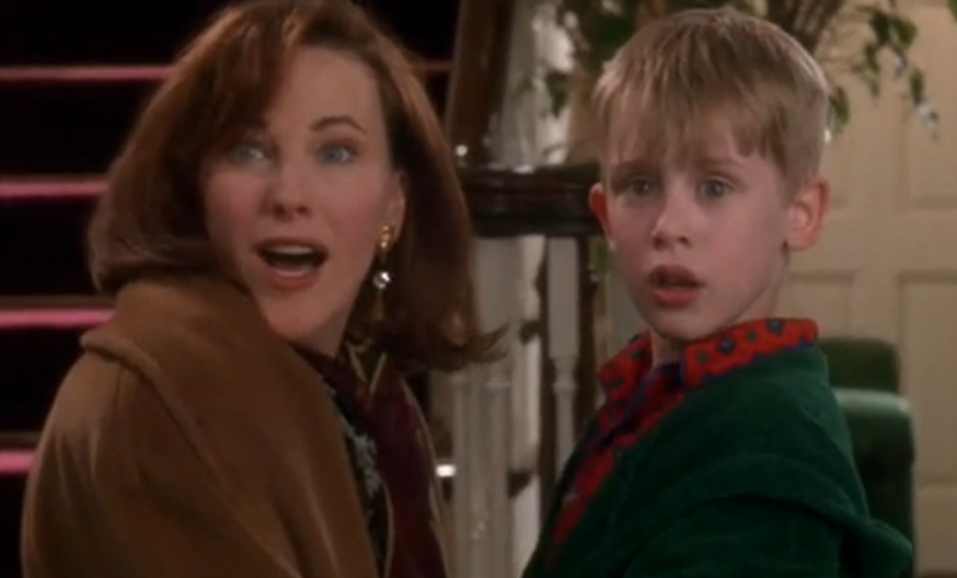 Image result for home alone KEVIN AND FAMILY