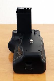 FOSITAN BG-1X 垂直バッテリーグリップ Canon EOS 800D/Rebel T7i/77D(9000D)/Kiss X9i