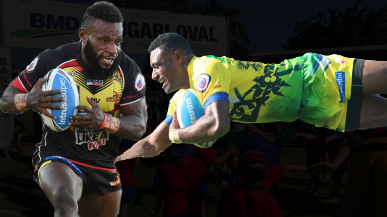PNG Kumuls and Hunters pair to join Wynnum Manly Seagulls