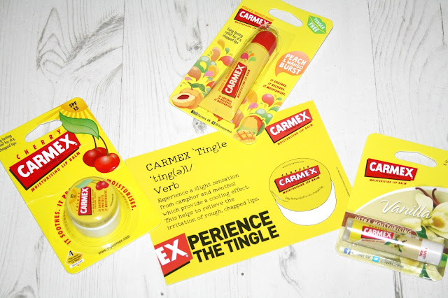 Banish Winter Lips with Carmex