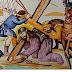 Unos azulejos de Israel Jiménez representarán el Via Crucis en San Antonio