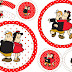 The Little Lulu Show: Free Printable Cupcake Toppers and Wrappers.