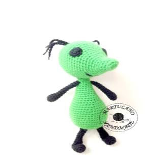 PATRON GRATIS POLA IT'S A BIG THING AMIGURUMI 30120