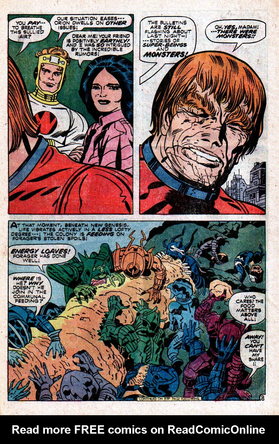 The New Gods (1971) issue 9 - Page 9