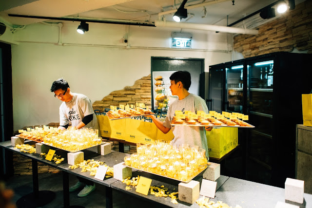 Best cheese tart singapore