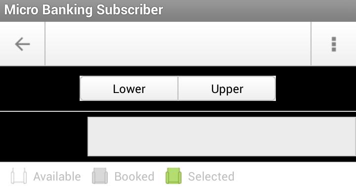 Saurabh Tomar: Android Bus Ticket App Source code