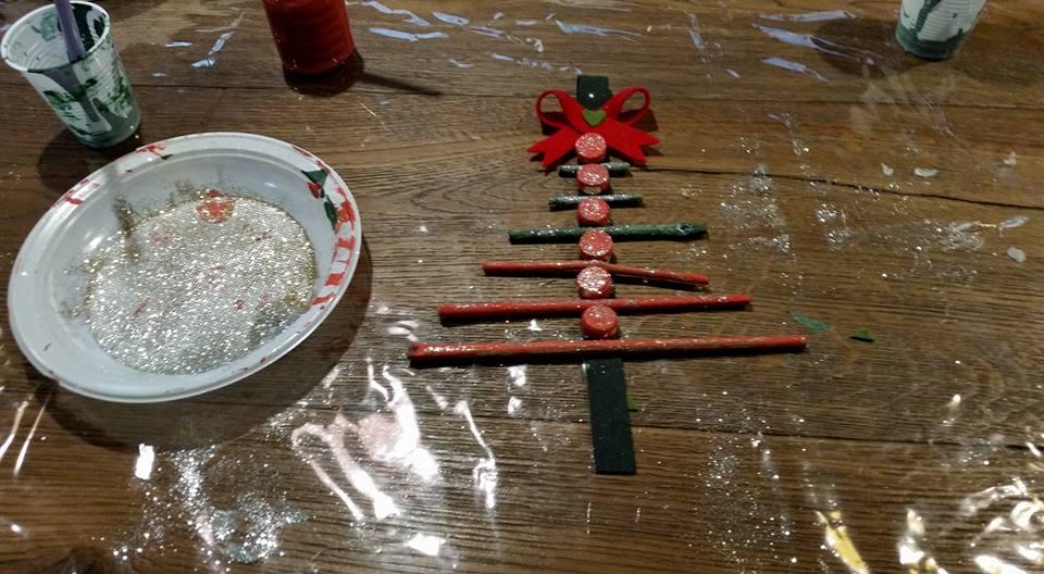 Come Creare Un Addobbo A Forma Di Albero Di Natale Da Mamma A Mamma