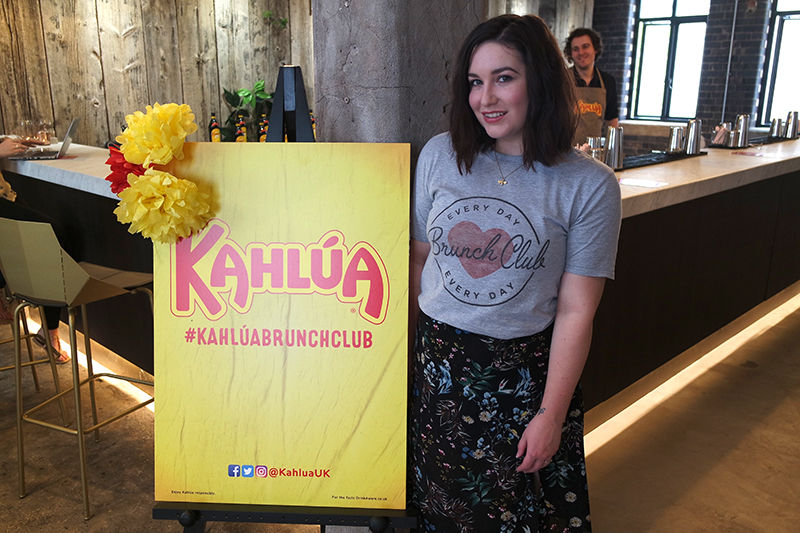 Brunch Club with Kahlúa The Loft Quay Street