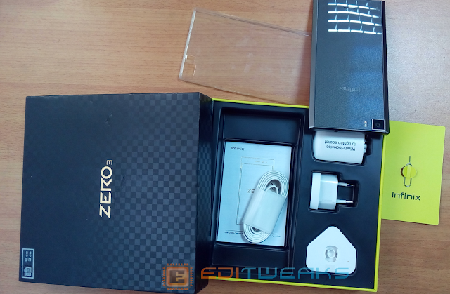 Infinix Zero 3 photos