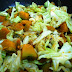 Sauted Squash and cabbage