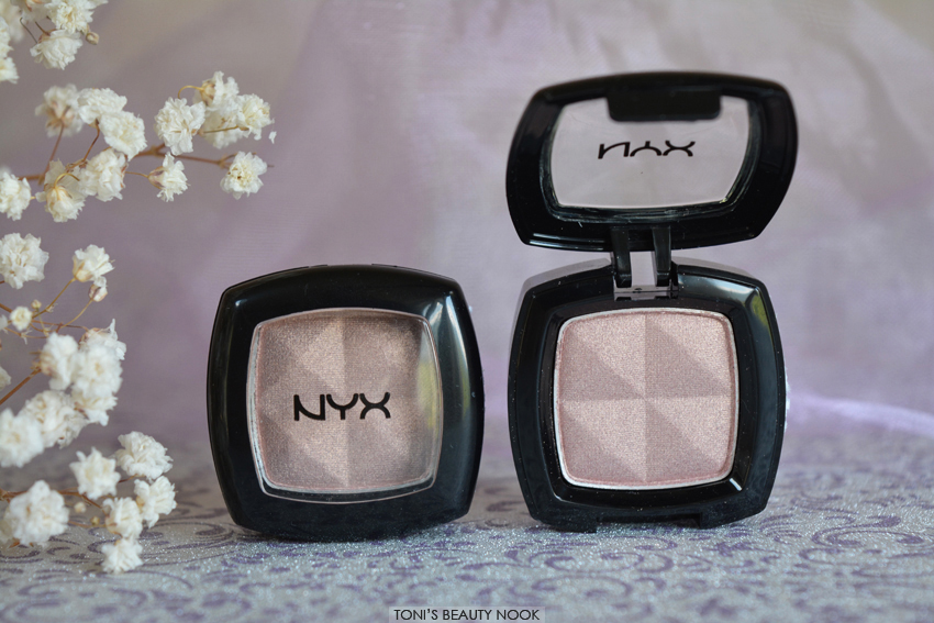 nyx flamingo single eyeshadow es19