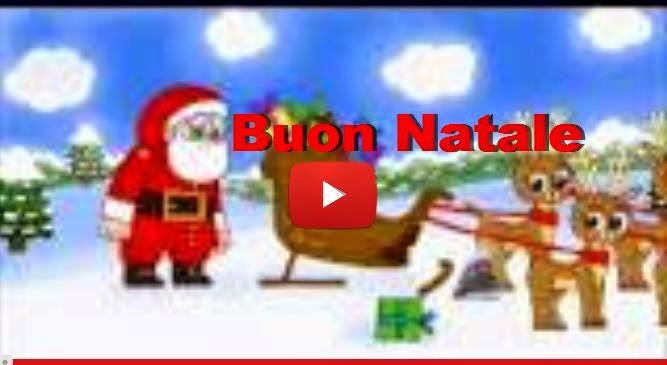 Buon Natale Video.Buon Natale Video