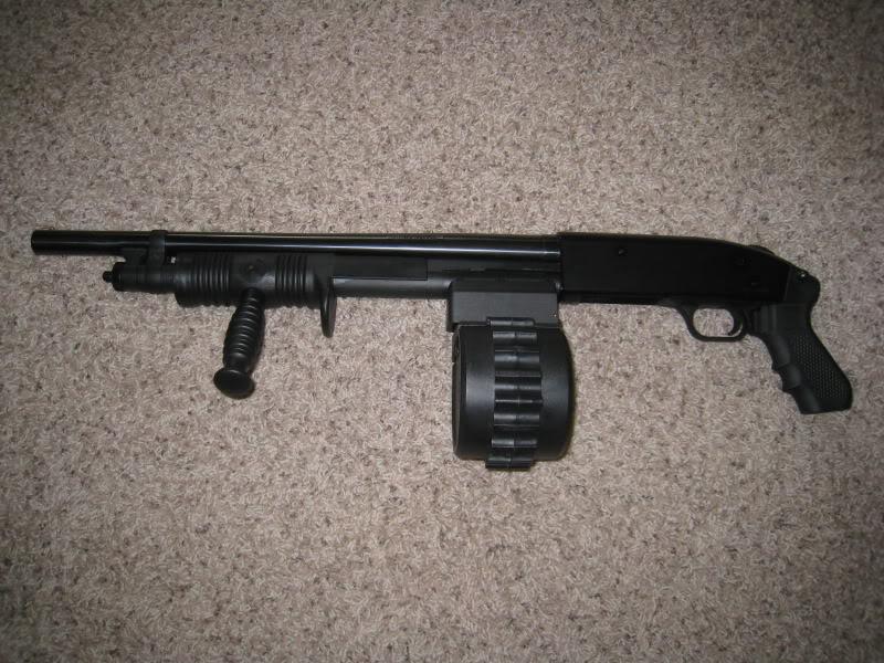 8b5e576350d Mossberg 500 Sidewinder Λειόκαννο. | guns-gr