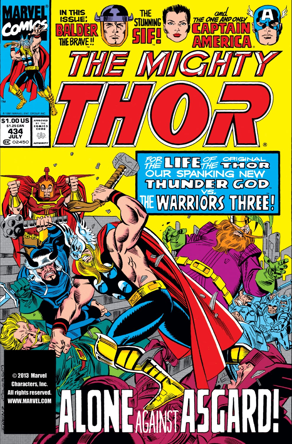 Thor (1966) 434 Page 1