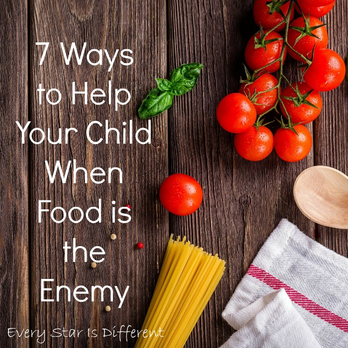 When Food is Your Child's Enemy