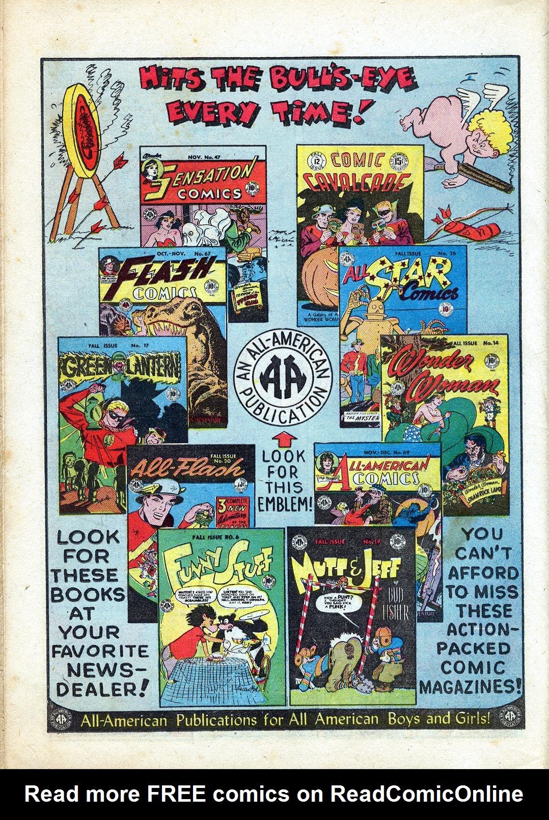 Read online All-American Comics (1939) comic -  Issue #69 - 39