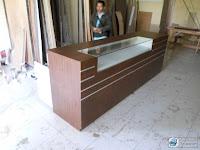 Etalase Makanan - Custom Furniture Semarang