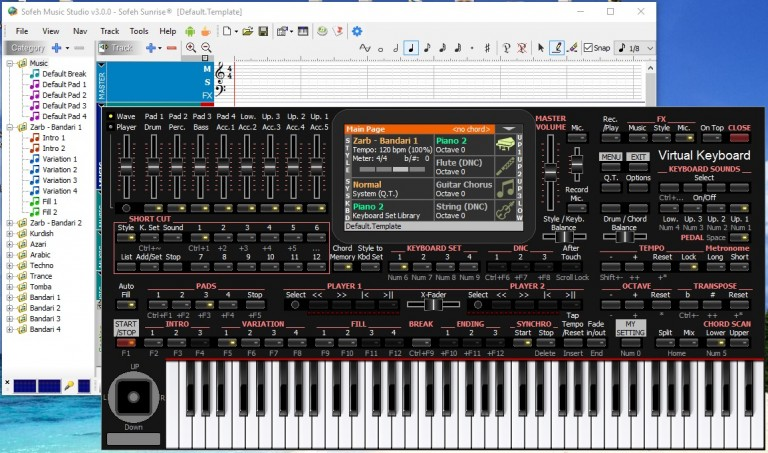 Synthesizers, stage pianos & organs: keyboards for live bands.
