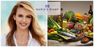 Δίαιτα εξπρές από την Μαρία Ψωμά για απώλεια βάρους σε 2 εβδομάδες