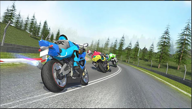 Download Game Balap Motor untuk HP Speed Bike Challenge Apk