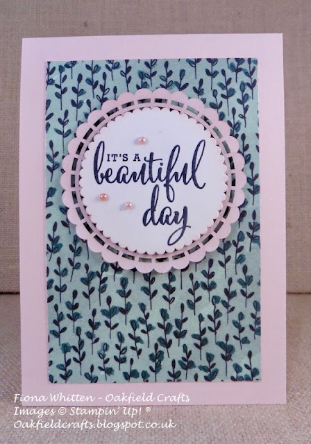 2018 Sneak Peek, Share What You Love, #Oakfield Crafts, #stampinup30, #stampinupik