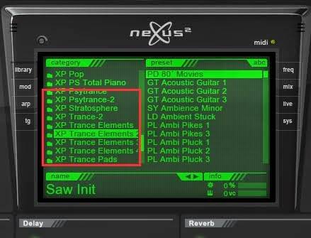 Free download Refx Nexus presset expansion