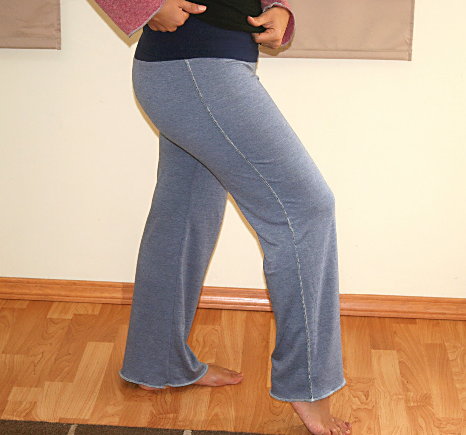 Miabambinaco: YOGA PANTS PDF PATTERN FOR LADIES