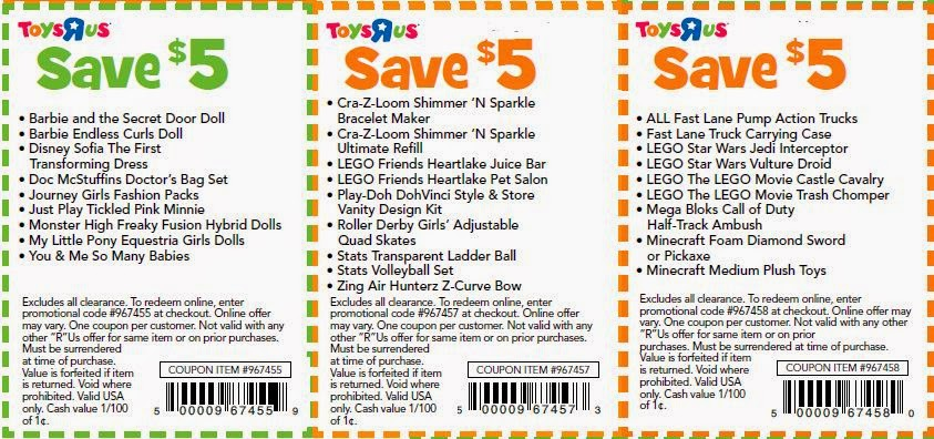 Toys R Us Coupons 2015 Cheddars Coupon
