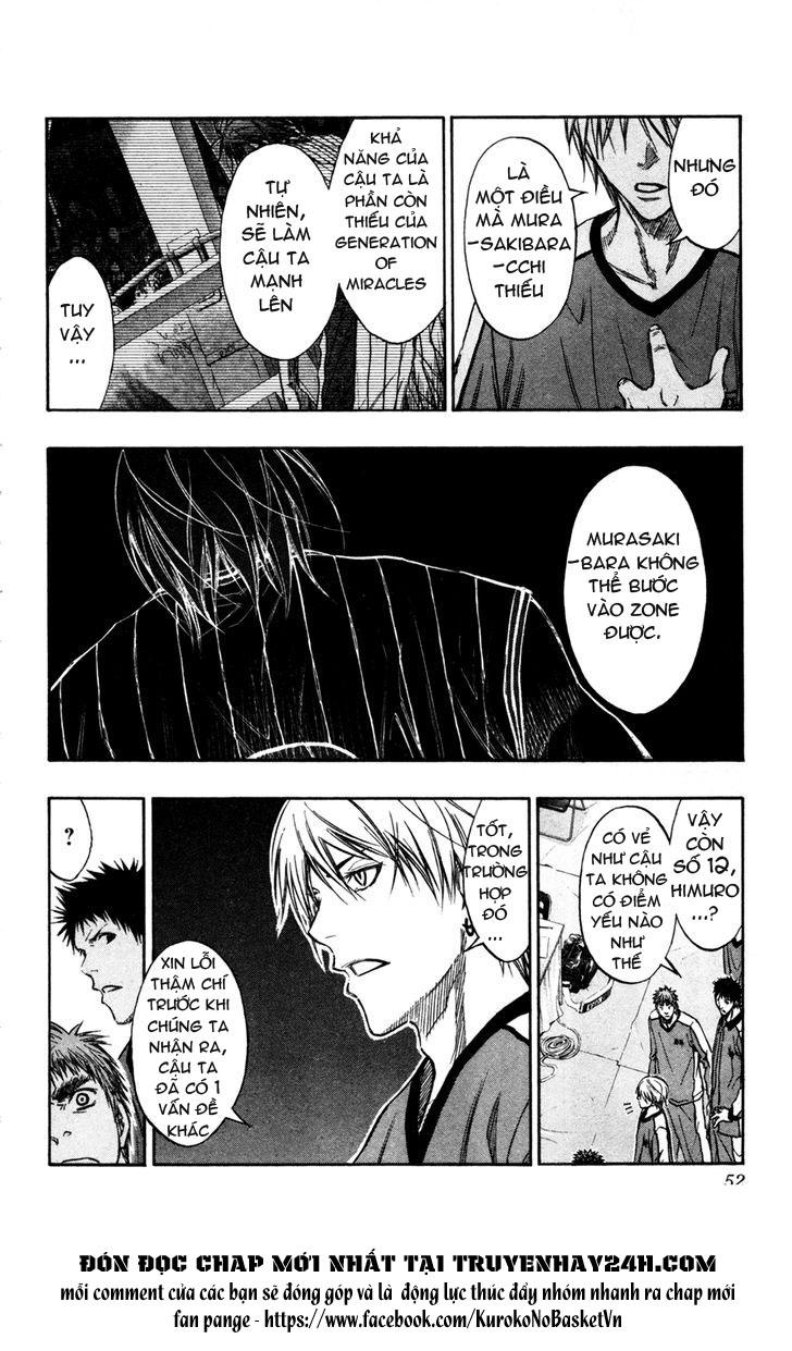 Kuroko No Basket chap 165 trang 7