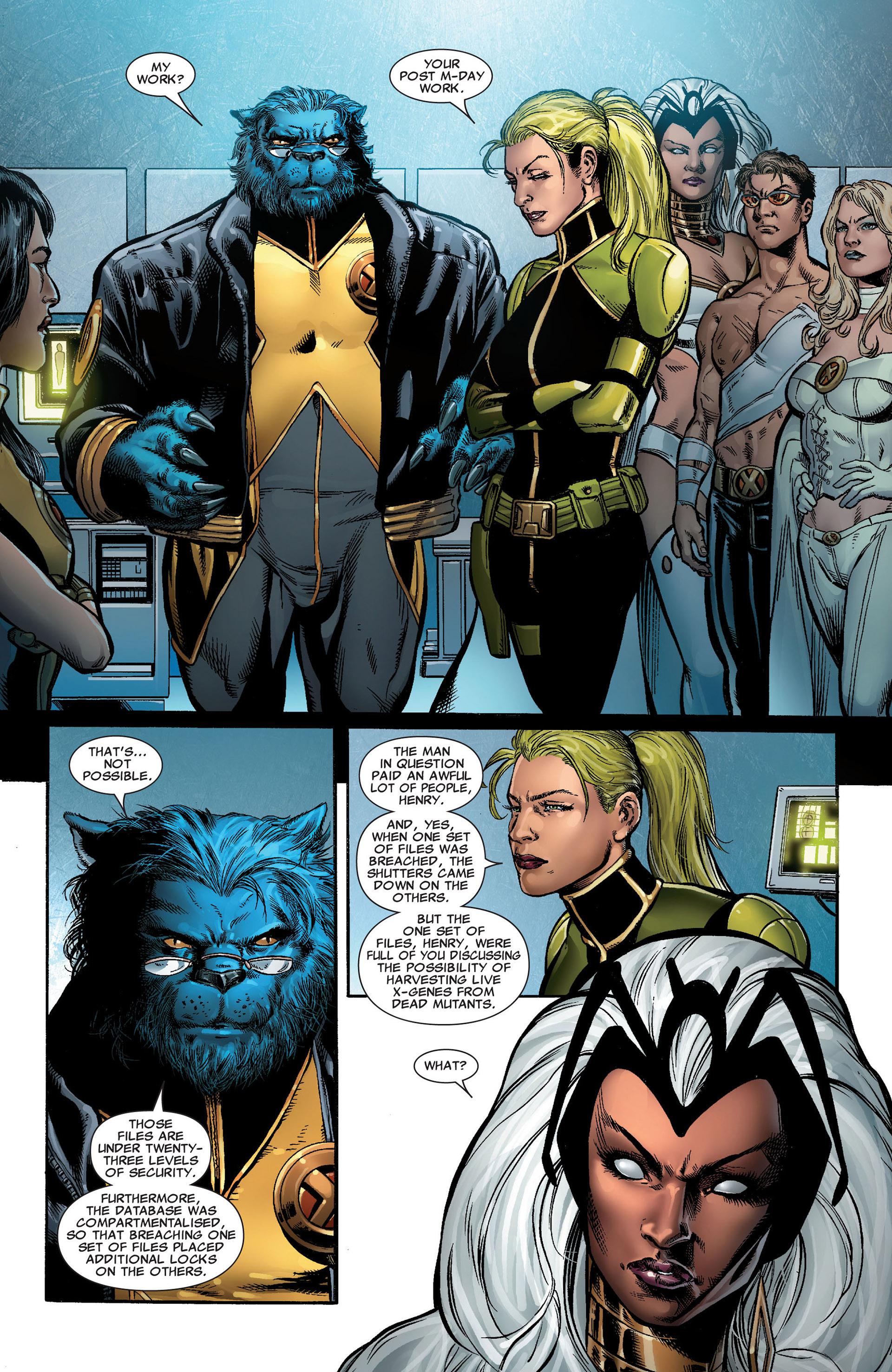 Read online Astonishing X-Men (2004) comic -  Issue #33 - 3
