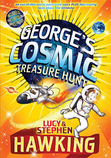 George's Cosmic Treasure Hunt by Lucy Hawking & Stephen Hawking on iBooks
