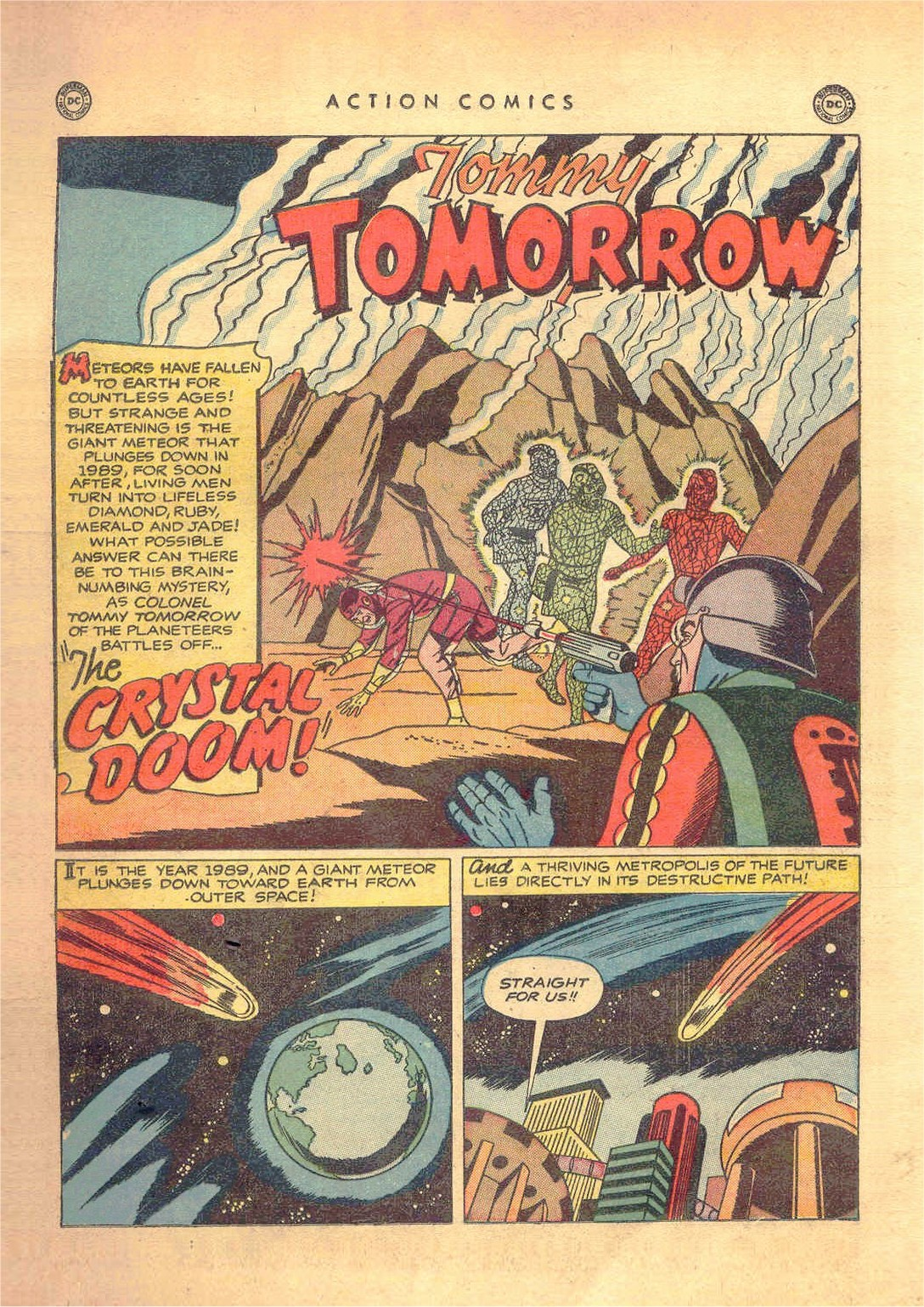 Read online Action Comics (1938) comic -  Issue #138 - 14