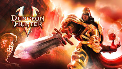 Dungeon Hunter 5 Apk + Data for Android Latest Download