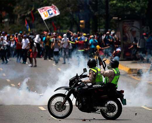 ONU pide al Gobierno venezolano que respete el derecho a protestar