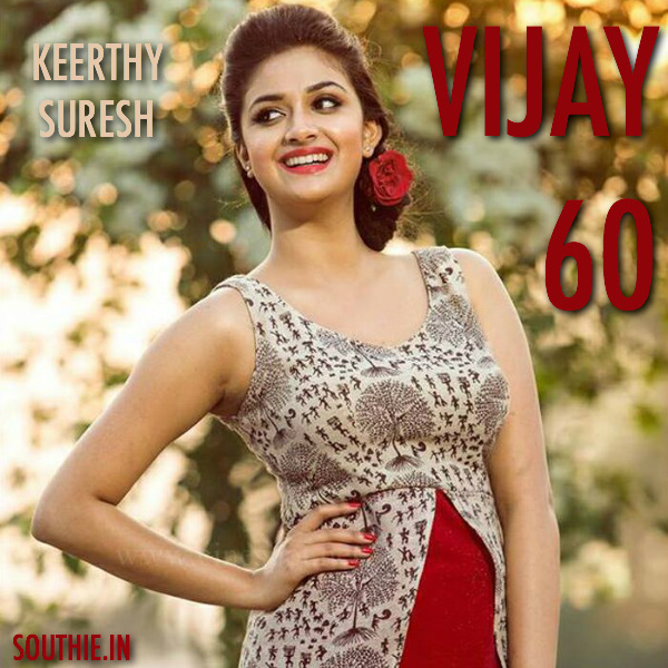 Keerthy Suresh is the heroine for Vijay 60 Bharathan Movie. VIJAY 60 HEROINE, THALAPATHY HEROINE, VIJAY 60, THALAPATHY 60, BHARATHAN HEROINE, KEERTHY SURESH HOT, KEERTHY SURESH LATEST PHOTOS, HOT, SEXY, SENSUAL,