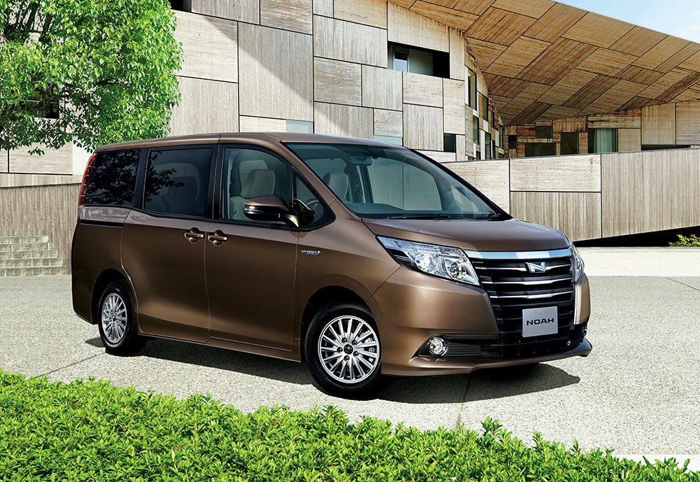 Leopaul S Blog 3rd Generation Toyota Noah And Voxy R80g W
