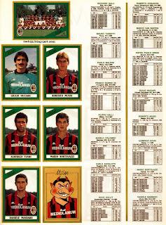 Edizioni.Panini.-.Campionato.1987.1988ff